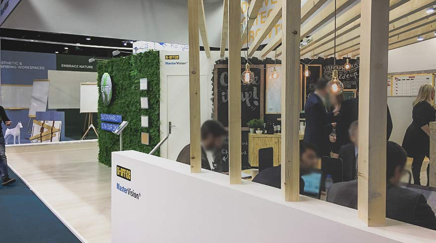 Paperworld Frankfurt Bi-silque Stand
