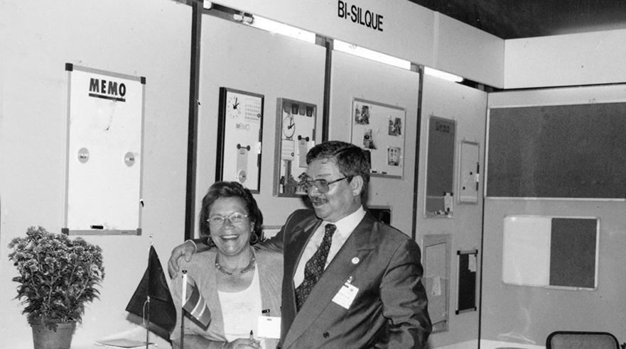 Paperwolrd Frankfurt 40th-anniversary-celebrations-Bi-silque